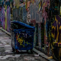 Litter and Graffiti